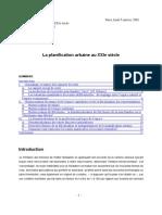 La Planification Urbaine Bernard GUIBERT-2