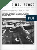 Rivista Vigili Del Fuoco Novembre 1939