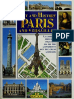 Art and History of Paris and Versailles (Art eBook)