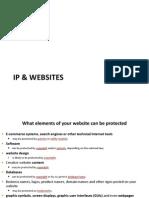 IPR Transaction & Website