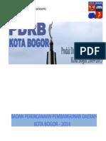 11. PDRB 2009-2013