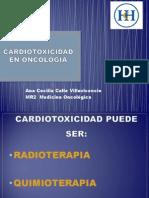 Daño Cardiovascular en Oncologia