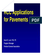 2 d Luhr-RCC Applications