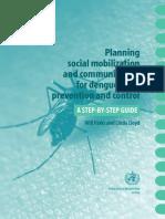 Planning Dengue