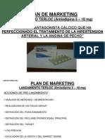 Lanzamiento Terloc - Plan de Marketng