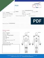 informe biomecánico