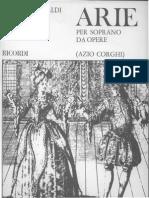 Vivaldi Soprano Arias