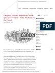 HKS Architects - Designing Uniquely Responsive Cancer Care Environments – Part 1_ The Need and the Patient.pdf