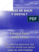 Flores de Bach y Gestalt