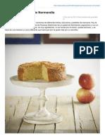 Webosfritos.es-pastel de Manzana de Normanda