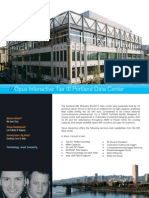 Opus Interactive Tier III Portland Data Center