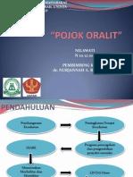 6. Presentasi Pojok Oralit
