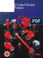 FMC Fluid Control Flowline Products - Catalog