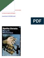 Agatha Christie-Mayat Misterius