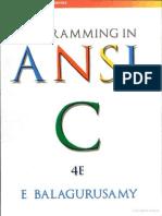 C Programming Textbook Pdf