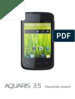 Manual Aquaris 3.5