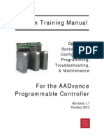 AADvance Comprehensive Training Manual (Rev 1.7 Oct 2012)