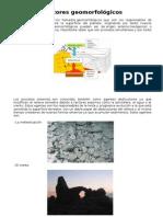 Factores geomorfológicos