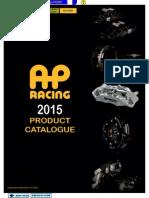 AP Racing - Catalogue 2015