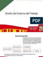 Diseño Del Entorno Del Trabajo