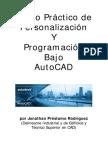 Curso de PersonalizaciOn y ProgramaciOn Bajo AutoCAD-libre