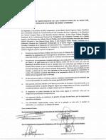 Convenio SEREMIT y Gremio Microbusero