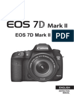 EOS 7D Mark II Instruction Manual