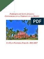 Plan Parroquial 2015 2017