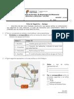 Teste de Diagnóstico Geologia