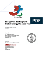 Energyplus Hvac Global Tests