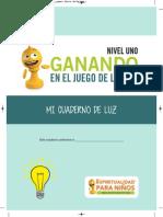 Diario de La Luz, Espiritualidad Para Niños