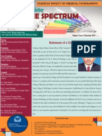 The Spectrum-3rd Issue (Dec 2014)