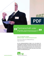 Trennung von Planung und Bauausführung in Deutschland – Segen oder Fluch?