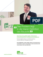 Partnerschaftliches Bauen und Streitvermeidung – erleichtert BIM einen Paradigmenwechsel?