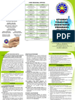CHED Brochure Student Financial Assistance Programs StuFAPs CMO No.56 s. 2012
