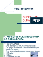 aspectos climaticos