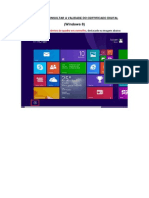 Guia Certificado Digital Windows 8
