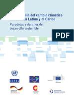 La economía del cambio climático en América Latina y el Caribe. Paradojas y desafíos del desarrollo sostenible