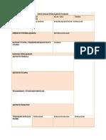 Format Rancangan Pengajaran Harian