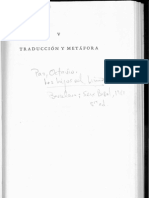 Paz_Traduccion y Metafora