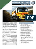 FL Narrow 4x2 Fuel Tanker Application Sheet