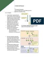 Genetics Notes Bio 2C03