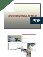 Spectrometria de MasSpectrometria de masaa- Material Informativ
