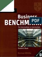 Business Benchmark Pre-Intermediate BULATS - SB1