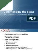2014 11 18 Surface Warfare Study