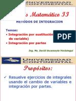 INTEGRACION POR CAMBIO DE VARIABLE.pdf