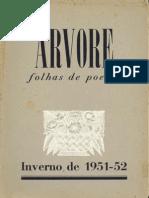 Arvore N02 Inverno 1951-52