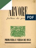 A ArvoreN03 Primavera/Verao1952