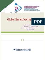 Breastfeeding Week 2012