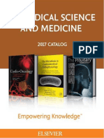 2017 Biomedical Science & Medicine Catalog
